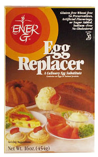 Ener-G Foods Kosher Egg Replacer 16 Oz.