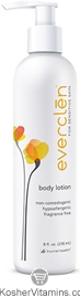 Everclen Body Lotion 8 OZ