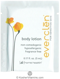 Everclen Body Lotion - Free with a $49 Purchase 0.17 OZ