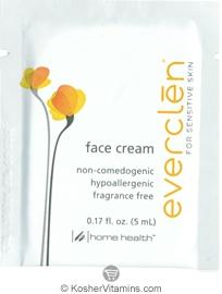 Everclen Face Cream - Free with a $49 Purchase 0.17 OZ