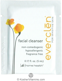 Everclen Facial Cleanser - Free with a $49 Purchase 0.17 OZ