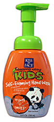 Kiss My Face Kids Foaming Hand Wash Orange U Smart 8 OZ