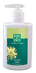 Kiss My Face Liquid Moisture Soap Tea Tree 9 OZ