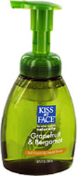 Kiss My Face Foam Soap Grapefruit & Bergamot  8.75 OZ