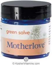 Motherlove Green Salve 1 OZ