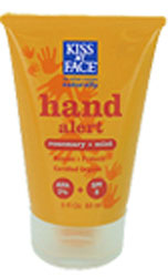 Kiss My Face Hand Alert Rosemary & Mint 3 OZ