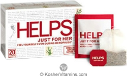 Helps Kosher Just For Her Tea (Menopause Support) 20 Sachets