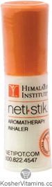 Himalayan Institute NetiStik Aromatherapy Inhaler - Free with a $79 Purchase 1 Stick
