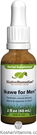 Native Remedies Kosher Ikawe for Men 2 OZ