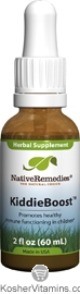 Native Remedies Kosher KiddieBoost 2 OZ