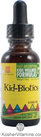 L.A. Naturals Kosher Kid-Biotics Kids Wellness Formula Alcohol Free 1 OZ