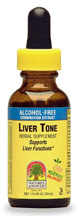 Natures Answer Kosher Liver Tone Alcohol Free 1 Oz.