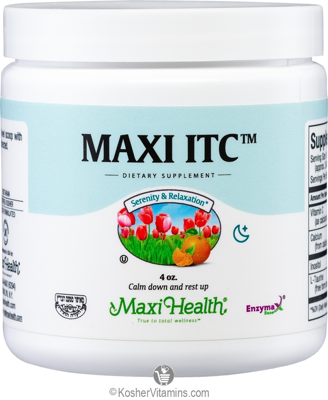 Maxi Health Kosher Maxi ITC 8 OZ