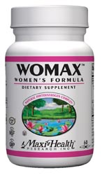 Maxi Health Kosher Womax 60 Vegicaps