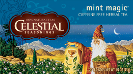 Celestial Seasonings Kosher Mint Magic 20 Bag