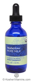 Motherlove Kosher More Milk 4 OZ