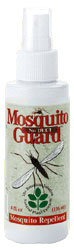 Botanical Solutions Mosquito Guard Spray 4 fl oz