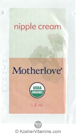 Motherlove Nipple Cream - Free with a $49 Purchase 1 Packet