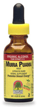 Natures Answer Kosher Muira Puama Root 1 Oz.