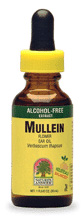 Natures Answer Kosher Mullein Flower Ear Oil Alcohol Free 1 Oz.