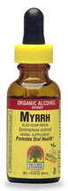 Natures Answer Kosher Myrrh Oleo-Gum-Resin 2 Oz.