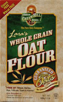 Cream Hill Estates Kosher Lara's Whole Grain Oat Flour Gluten Free 1 Lb