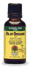 Natures Answer Kosher Oil Of Oregano Leaf Alcohol Free 1 Oz.