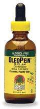 Natures Answer Kosher OleoPein Olive Leaf Alcohol Free 2 Oz.