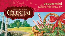 Celestial Seasonings Kosher Peppermint 20 Bag