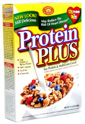 Benefit Nutrition Kosher Protein Plus Cereal OU-Dairy 8.5 OZ