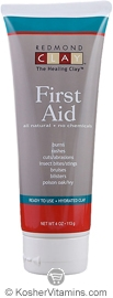Redmond Kosher Clay First Aid 4 OZ