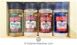 Redmond Kosher Real Salt Seasoning Gift Box 1 Box