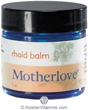 Motherlove Rhoid Balm 1 OZ
