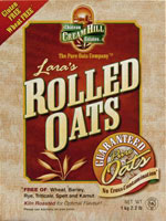 Cream Hill Estates Kosher Lara's Rolled Oat Gluten Free 1 Lb