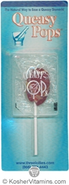 Three Lollies Kosher Queasy Pops - Free with a $49 Purchase 1 Piece