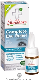 Similasan Complete Eye Relief 0.33 OZ