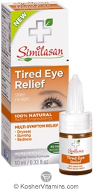 Similasan Tired Eye Relief 0.33 OZ