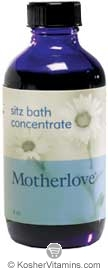 Motherlove Sitz Bath Concentrate 4 OZ