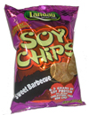 Landau Kosher Soy Chips Sweet Barbecue 1 OZ