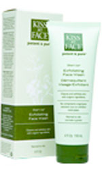 Kiss My Face Start Up Exfoliating Face Wash 4 OZ
