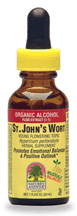 Natures Answer Kosher Lomatium & St. John's Wort 1 Oz.