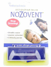 Scandinavian Formulas Anti- Snoring Device Nozovent 1 Package