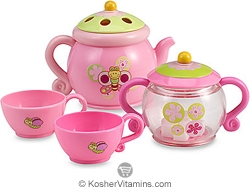 Summer Infant Tub Time Tea Party Set 1 Toy