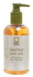 Desert Essence Liquid Castile Soap Tea Tree 8 OZ