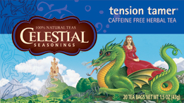 Celestial Seasonings Kosher Tension Tamer 20 Bag