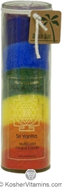 Aloha Bay Chakra Jars Sri Yantra Unscented 1 Candle