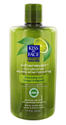 Kiss My Face Whenever Conditioner 11 OZ