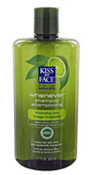 Kiss My Face Shampoo Whenever Obsessively Organic  11 OZ