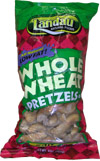Landau Kosher Whole Wheat Pretzels- Salted 8 Oz.