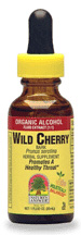 Natures Answer Kosher Wild Cherry Bark 2 OZ
